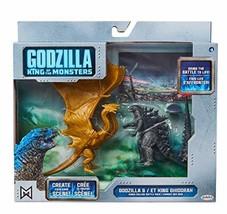 Godzilla: King of The Monsters Godzilla vs King Ghidorah Set - $31.43