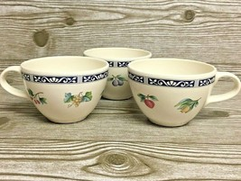 Set of 3 Pfaltzgraff Coffee/Tea/Hot Cocoa Mugs/Cups, Discontinued Sunbur... - $21.49