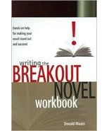 Writing the Breakout Novel Workbook: Hands-on Help for Making Your Novel... - $23.95