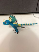 2013 How To Train Your Dragon Stormfly Blue Deadly Nadder Spin Master for castle - $16.34