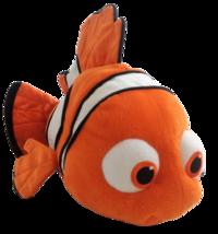 "Disney Store Finding Nemo Large 16"" Plush Pixar Clown Fish Stuffed Anima... - $46.89"