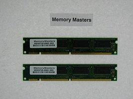 MEM3725-256D 256MB (2x128MB) MEMORY for CISCO 3725(MemoryMasters)