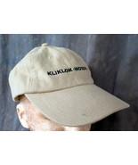 Kliklok - Woodman Beige Baseball Cap with Black Stitching by Bullet Line... - $4.99