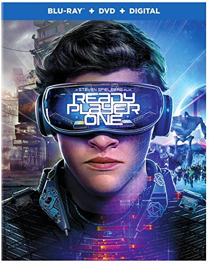 Ready Player One [Blu-ray+DVD, 2018]