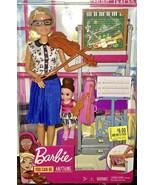 Barbie Music Teacher Doll Blonde Barbie Student Doll - $22.00