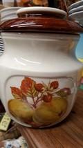 Vintage McCoy Fruit Festival Cookie Jar, Excellent Used Condition, 1960's - $35.27