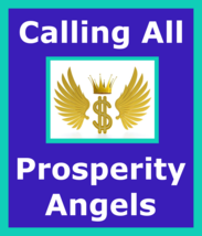 trr Prosperity Spell Calling All Angels Luck Haunted Betweenallworlds Ri... - $99.00