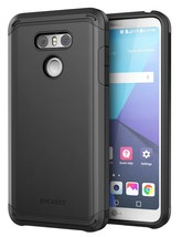 LG G6 Case Black - Premium Tough Protection (impact armor) Scorpio R5 by... - $14.99