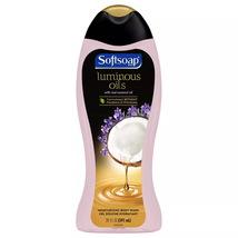 Softsoap Luminous Oils Moisturizing Body Wash - Coconut & Lavender Oils ... - $10.95