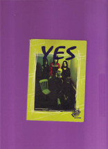 YES PHOTOS HISTORY TR-ENG LYRICS TURKISH ONLY BOOK RARITY - $24.74