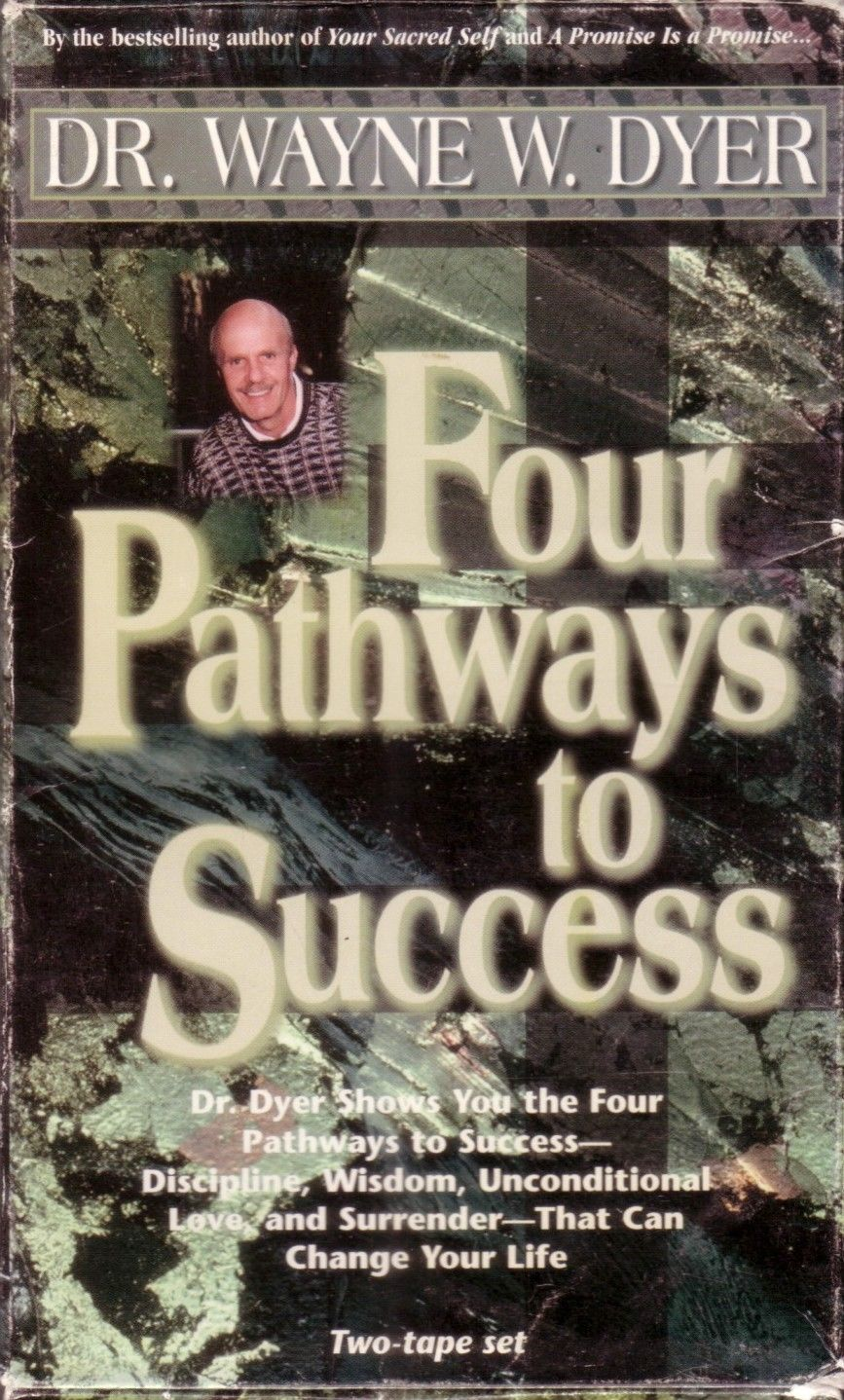 4 pathways to success cassettes wayne dyer