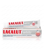 TOOTHPASTE Lacalut White Toothpaste  75 ml– whitening effect  - $7.25