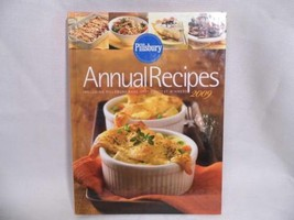 2009 Pillsbury ANNUAL RECIPES food COOK BOOK ~ mint cond - $12.99