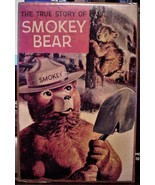 The True Story Of Smokey Bear 1969 Vintage Booklet Sealed - $16.95