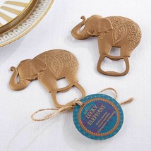 Lucky Golden Elephant Bottle Opener  - $4.99