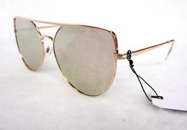 LEITH Women's Sunglasses LTFS0138MI Gold Metal - New! - $25.00