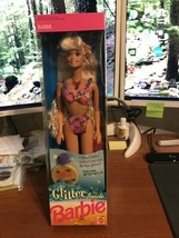 1992 Mattel Glitter Beach Barbie Doll #3602 NIB - $16.95