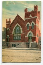 First Presbyterian Church Trinidad Colorado 1910c postcard - $6.39