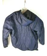 Dallas Cowboys Hoodie / Hooded Zipper Revesible Sweatshirt Reebok Size XL Shine - $48.37