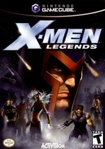 X-men Legends Gamecube GC  Disk Only - $10.66