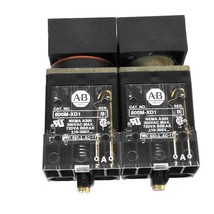 LOT OF 2 ALLEN BRADLEY 800MB-XO SER. A OPERATOR FOR PUSHBUTTON SWITCHES 800M-XD1 image 2
