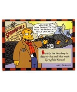 Simpsons Skybox Trading Card Smell-O-Rama #2 [Toy] - $17.99