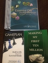 Newest Essential Oils Pocket Reference Book 7th Ed MLM Books Network Mar... - $25.00