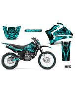 Yamaha TTR125 TTR 125 Dirt Bike Graphic Sticker Kit Decal Wrap MX 00-07 ... - $59.35