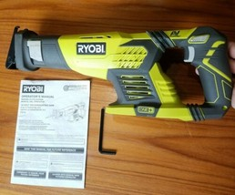 Ryobi P514 18 Volt Cordless One+ Variable Speed Reciprocating Saw Bare T... - $38.69