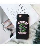 Riverdale Southside Serpent Jughead Case iPhone 5 5S SE 6 6S Plus 7 8 Pl... - $14.10