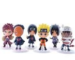 6pcs naruto sasuke collectible action figures car decoration toys thumb155 crop
