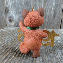 Vintage Red Fox Hallmark Keepsake Christmas Ornament 1996 Fabulous Decade image 5