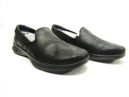Skechers Performance Women's Go Step Lite-Determined Loafer Flat Black Size 8M - $43.53