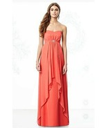 """Mother of the Bride / Bridesmaid Dress 6691...""""Firecracker""""...Size 6 - $59.40"""