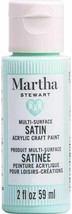 Martha Stewart Crafts Multi-Surface Satin Acrylic Paint, 2 oz, KIDDIE POOL - $9.89