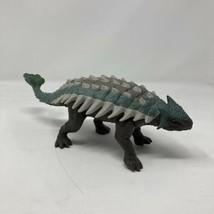 Jurassic World Park Mattel Roarivores Sinoceratops Pachyrhinosaurus figure works - $34.65