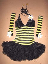 LADIES BUMBLEBEE  HALLOWEEN COSTUMES - £21.63 GBP