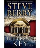 The Jefferson Key by Steve Berry (2011, Hardback) Cotton Malone Novel - $8.00