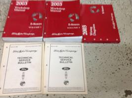 2003 Ford Econoline Series and e150 250 350 Van Service Repair Shop - $187.06