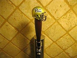 Pitt Panthers Kegerator Beer Tap Handle Football Helmet Team Bar NCAA - $38.56