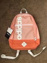 Adidas Court Lite ll Backpack Peach/Orange - $33.65