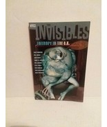 THE INVISIBLES: ENTROPY IN THE U.K. GRAPHIC NOVEL - FREE SHIPPING - $14.03