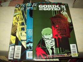 BATMAN: GORDON OF GOTHAM #1-4 (COMPLETE MINI-SERIES) - $8.00