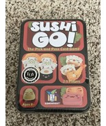 Sushi Go! - The Pick and Pass Card Game SEALED UNOPENED FREE SHIPPING Fu... - $16.58