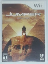 Jumper: Griffin's Story (Nintendo Wii, 2008) GAME COMPLETE - $4.99