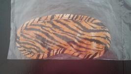Tiger Print Sleep Aid Blindfold Novelty Eye Mask Relax Sealed Unused  - $5.31 CAD