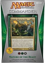 Magic the Gathering - Commander 2013 - Nature of the Beast Deck - $70.43