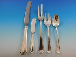Fairfax by Gorham Sterling Silver Flatware Set for 12 Service 60 pcs Dinner Size - $4,350.00