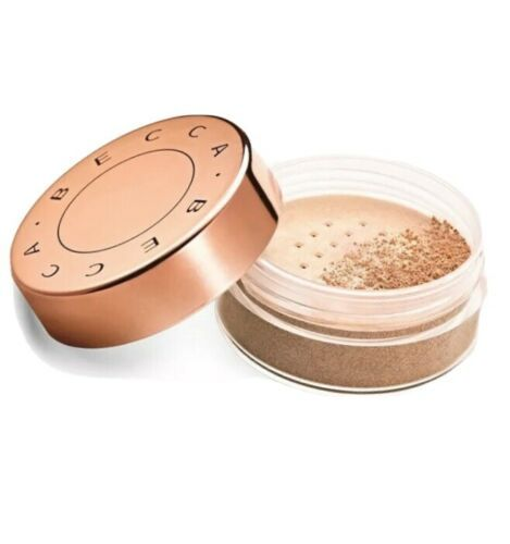 Primary image for BECCA Celebration of Glow Dust Highlighter Loose Glow Powder Champagne Pop NIB