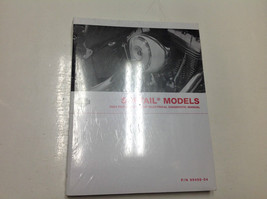 2004 Harley Davidson Softail SOFT TAIL Models Electrical Diagnostic Manual NEW - $87.12